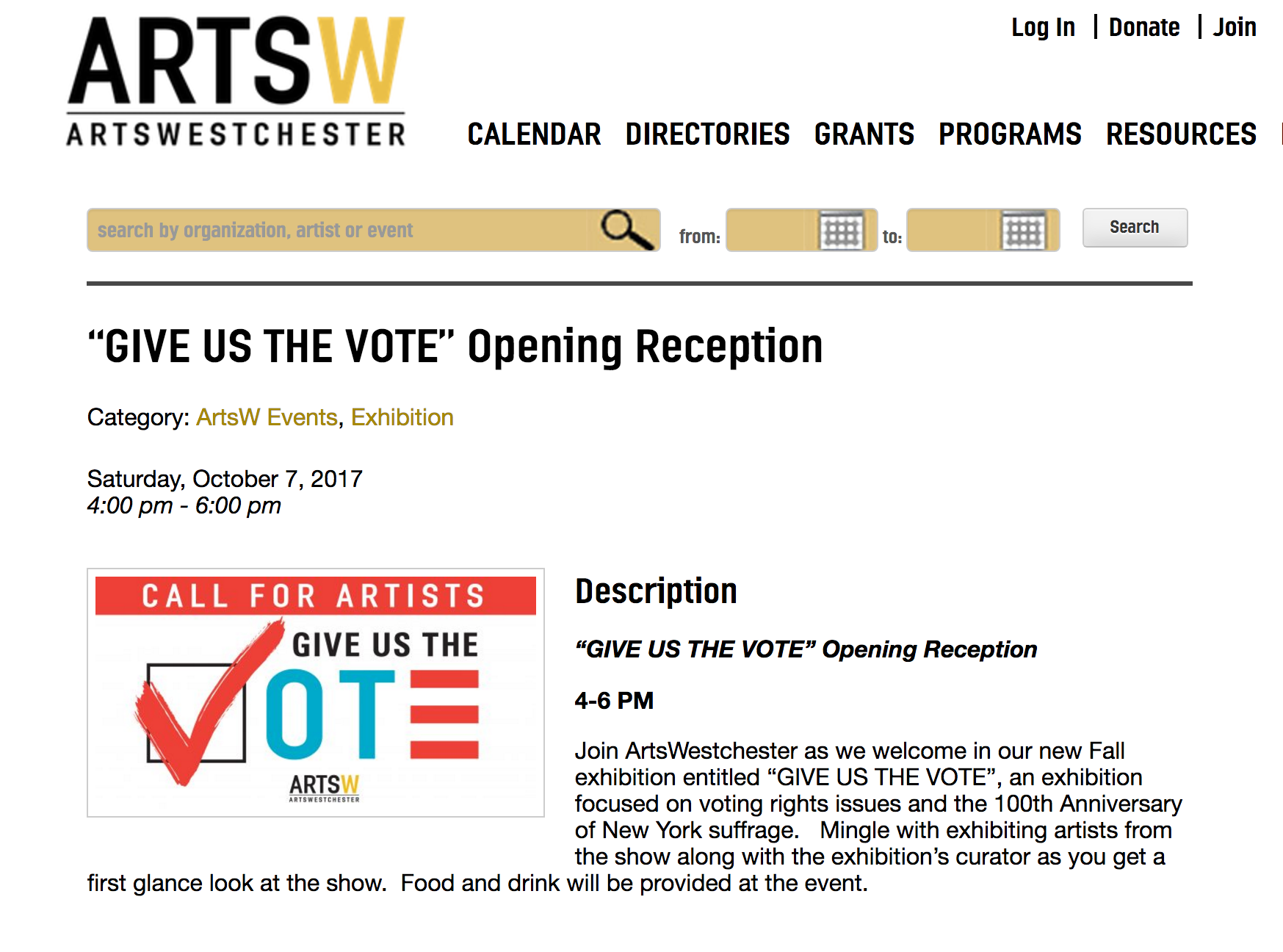 I was commissioned to create a piece for Give Us The Vote, a group show focusing on Women's Suffrage and voting rights in America.