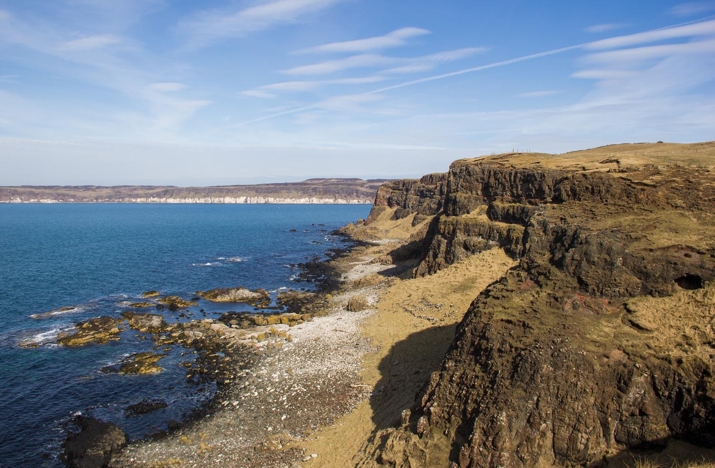 Roonivoolin Cliffs