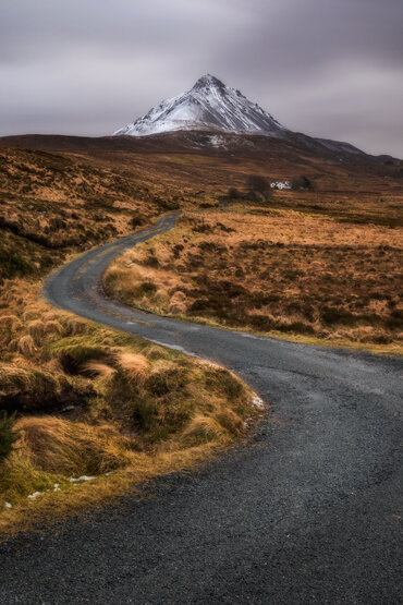 The Road to Errigal