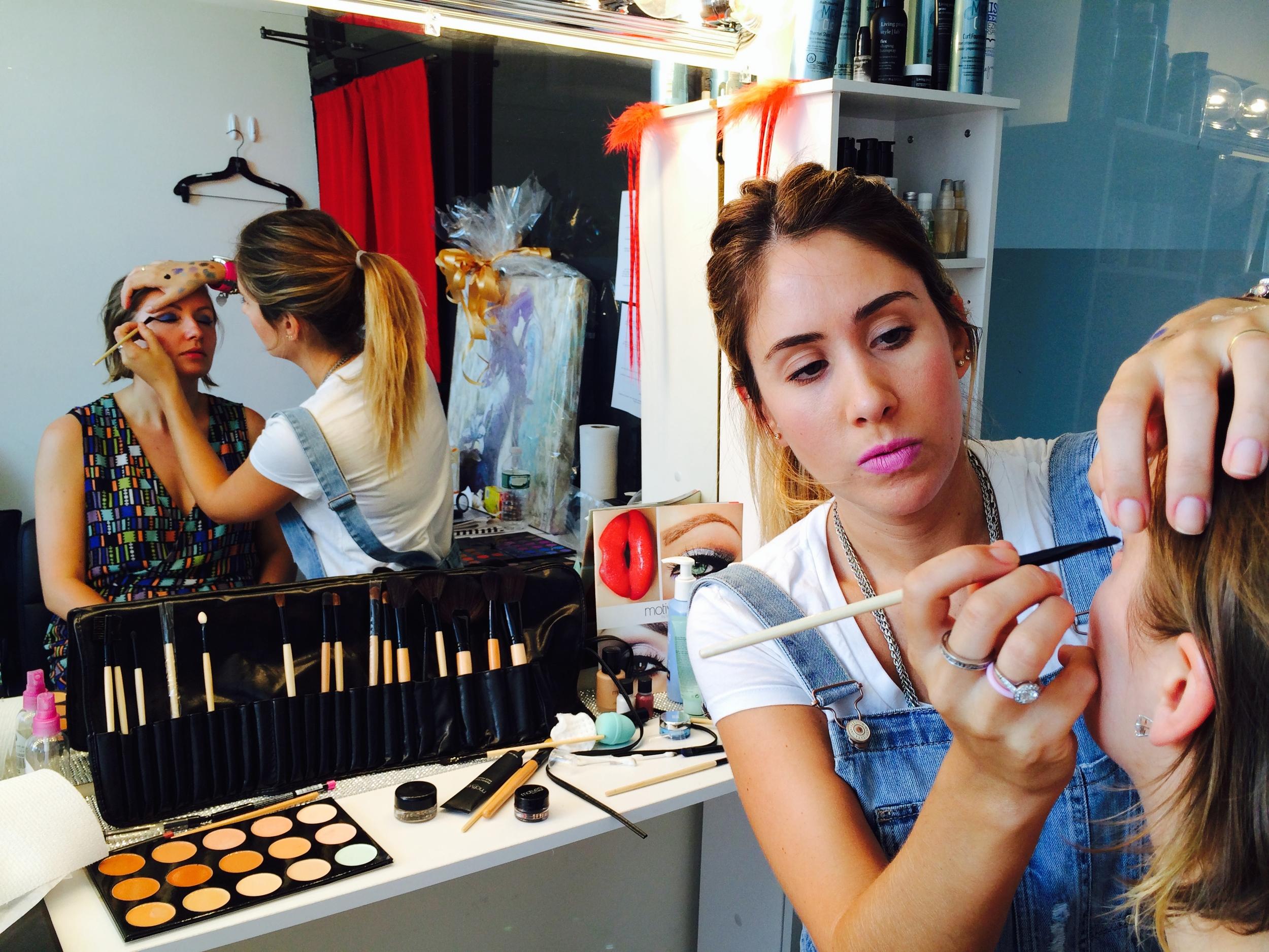 Makeup Cl In New York Nina Mua