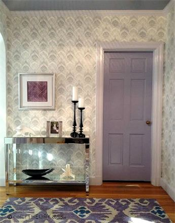Boston Interior Design / Color Consultation / Paint & Wallpaper Hanging Service