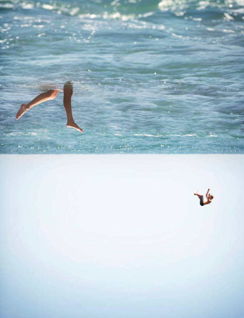 Untitled - Limited Edition by  Brian Oldham   Photography Size:30 H x 24 W x 0.1 in