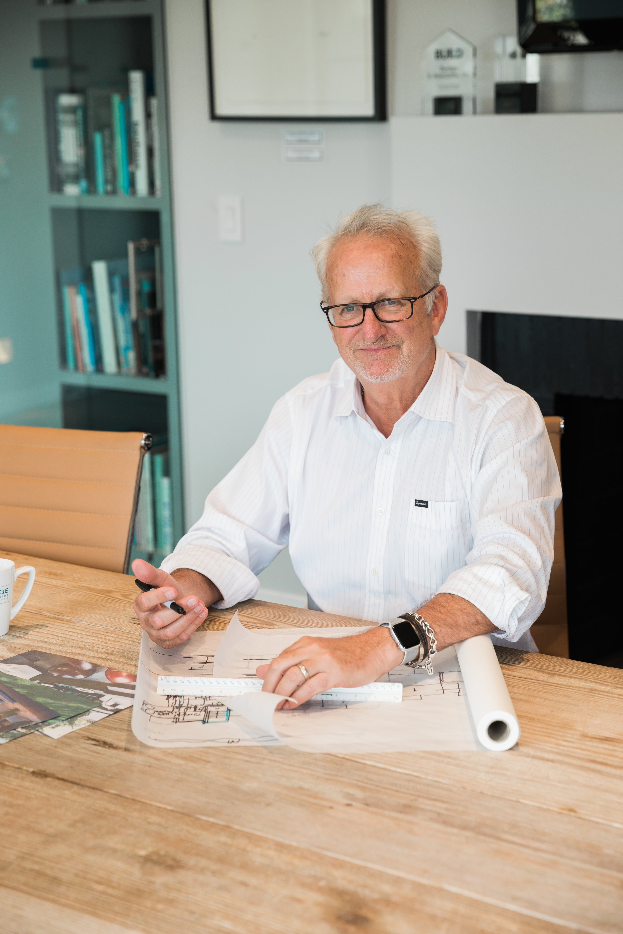 Burdge & Associates Architects principal Doug Burdge.