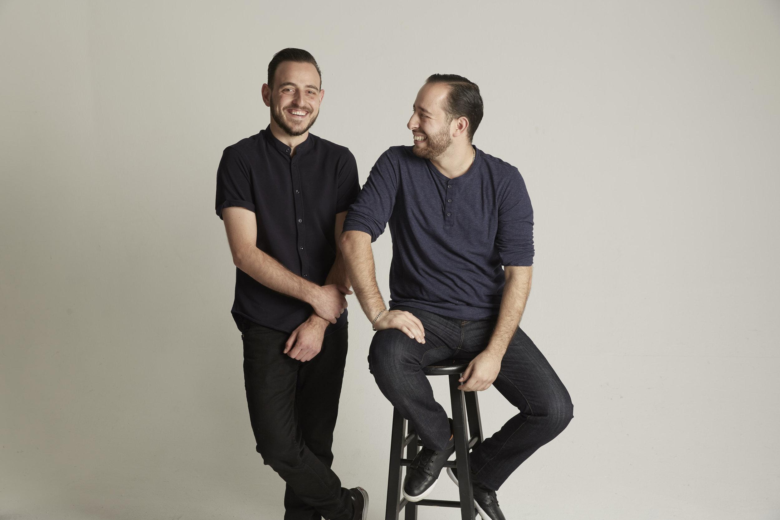 Tropikal Everything Hemp founders, Greg and Gary Avetisyan.