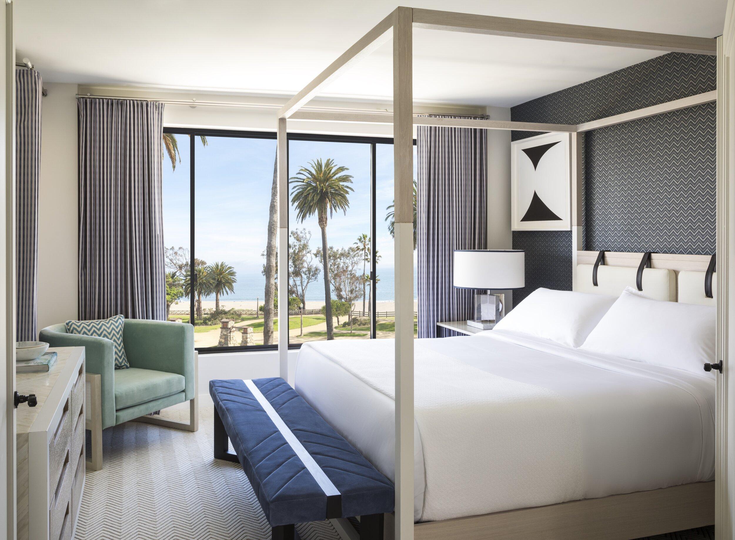 Oceana Is La S Hottest New Hotel Combining 5 Star Luxury With Coastal Cool Malibu Magazine