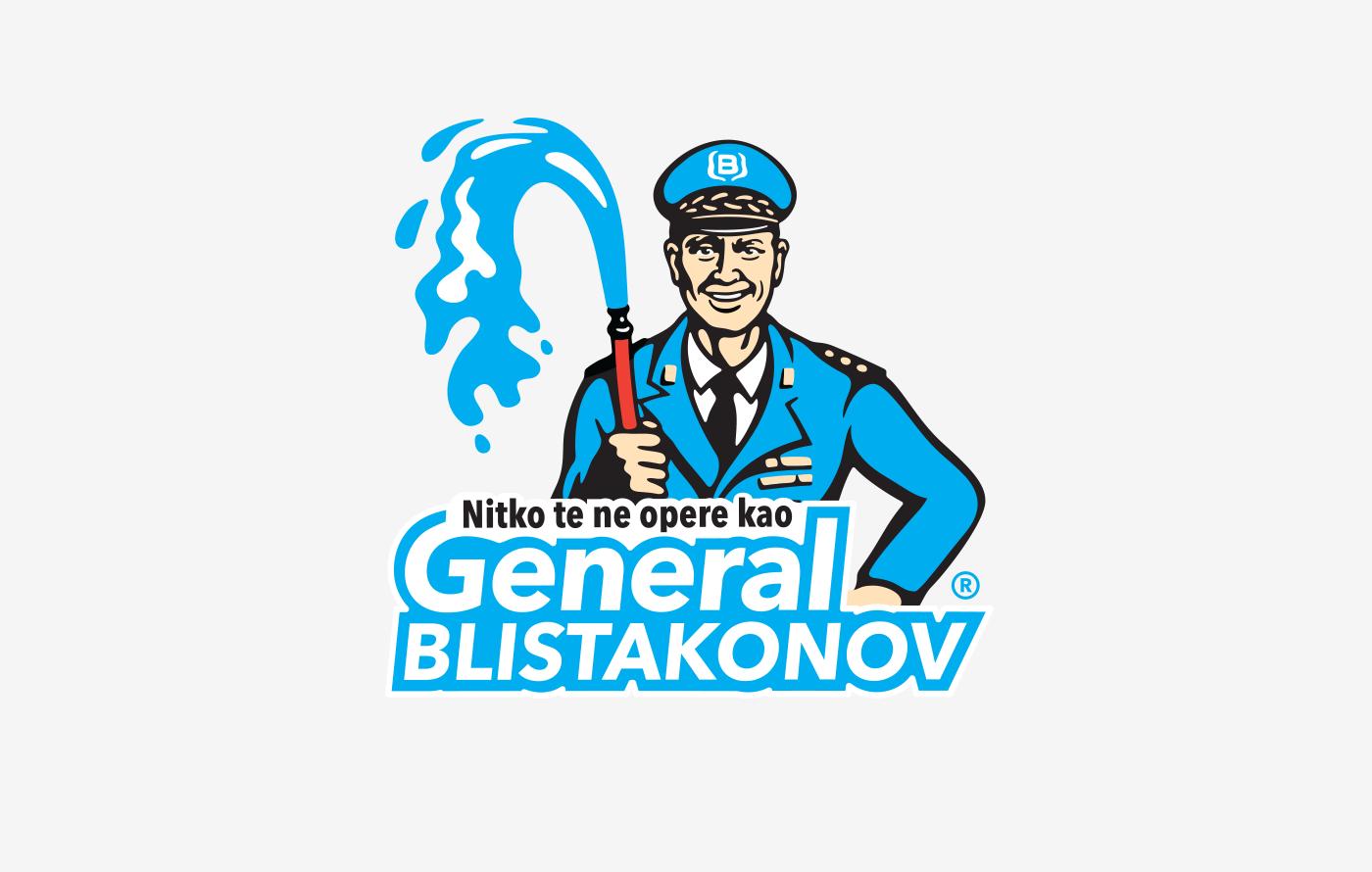 General Blistakonov Car Wash