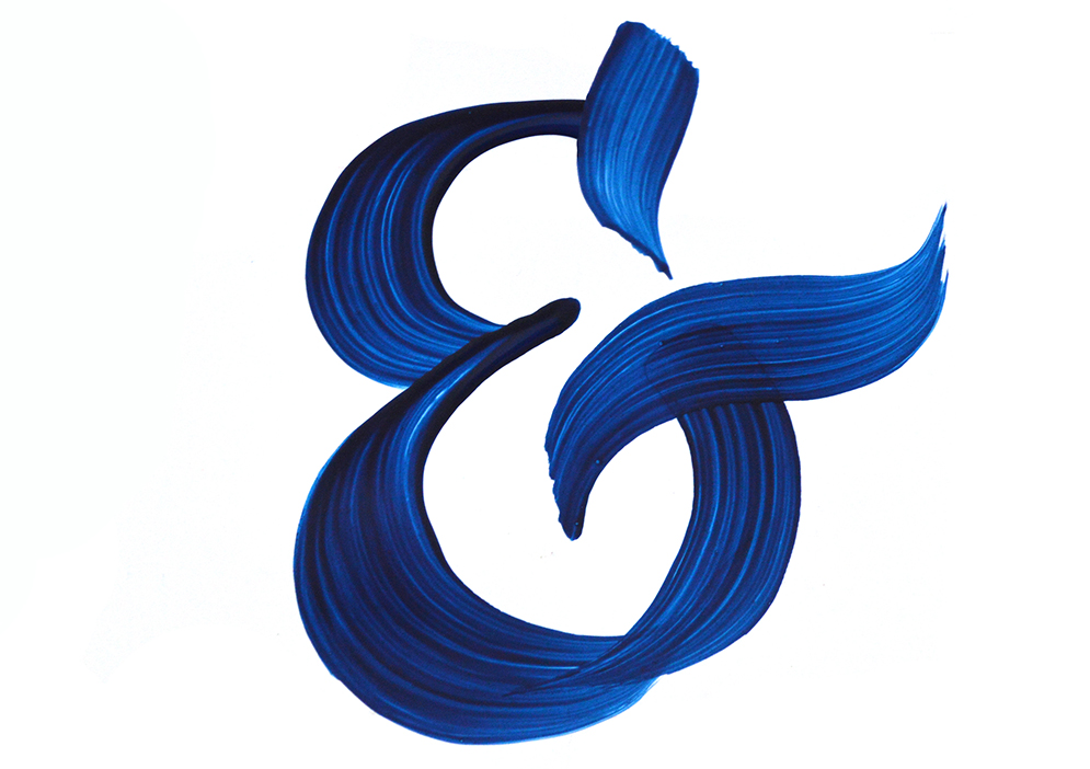 Ampersand by Type and Graphics Lab