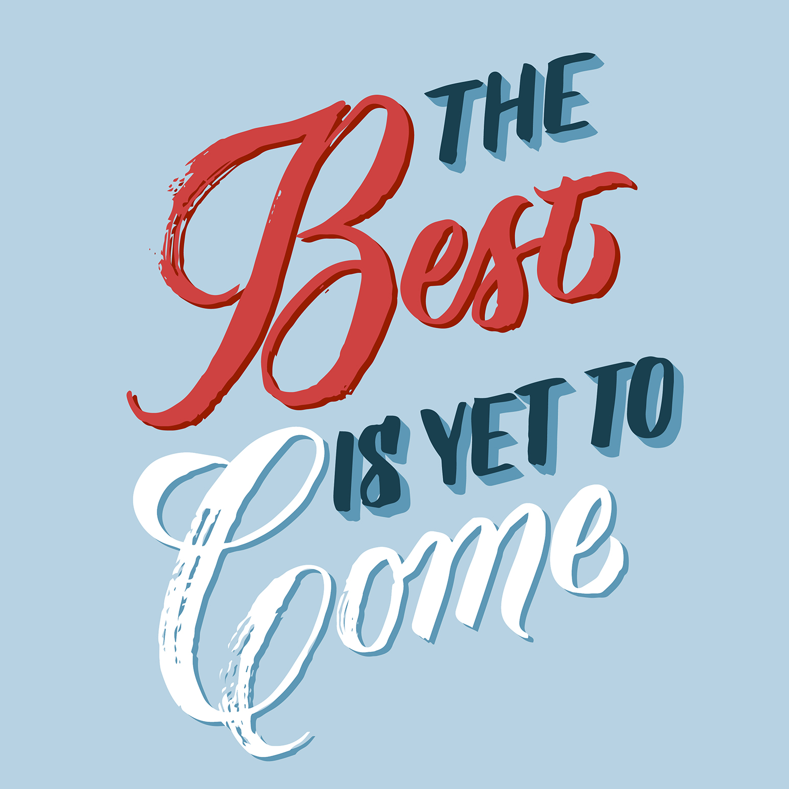 100 Days of Lettering by Type and Graphics Lab | typeandgraphicslab.com