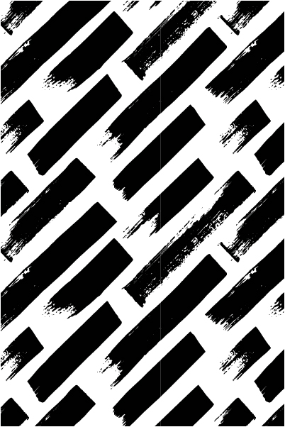 A collection of hand drawn patterns with lines and brush strokes by Type and Graphics Lab | Available for sale  |  typeandgraphicslab.com