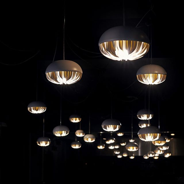 A 10 meter lighting installation using the M-Lamps⠀ .⠀ .⠀ .⠀ .⠀ .⠀ #lighting #lightingdesign #chandelier #lightingdesigner #jamesplantstudio #vancouver #vancouverdesigner #designvancouver #jamesplant #productdesign #industrialdesign #interiordesign #interiordesignvancouver