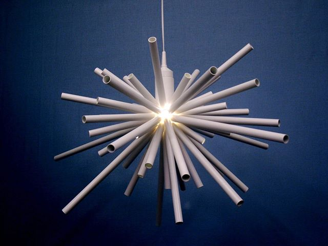 The same early prototype showing what it could look like as an element of sculpture. . . . . #lightingdesign #lightingdesigner #lighting #diffusion #jamesplantstuido #jamesplantdesign #londondesigner #vancouverdesigner #prototype #lightandshadows #explosion #sculpture