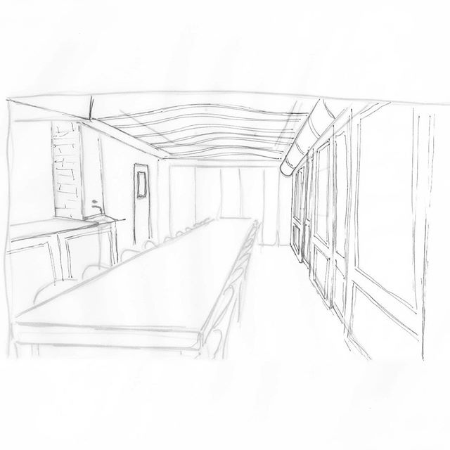 I often sketch digitally now, but before that I did a lot of my sketches on tracing paper, allowing me to layer up sketch ideas, try colour palettes and build up the scene. ⠀ .⠀ .⠀ .⠀ .⠀ #sketchwork #sketching #drawing #concept #sketchdesign #interiordesign #interiordesigner #interiordesignideas #interiordesigners #interiordesignlondon #interiordesignvancouver #interior #interiors #restaurantinterior #furnituredesign #furnituredesigner #lightingdesign #lightingdesigner #interiorlighting #bespoke #bespokedesign #millwork #millworkdesign #curated #objectdesign #jamesplant #jamesplantstudio #jamesplantdesign #retailinterior #commercialinterior