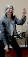 dancing during the break at ssbp