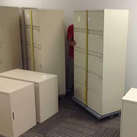 oFFICE & CORPORATE MOVING SERVICES