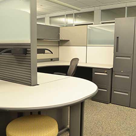 Furniture reconfiguration & INstalLation