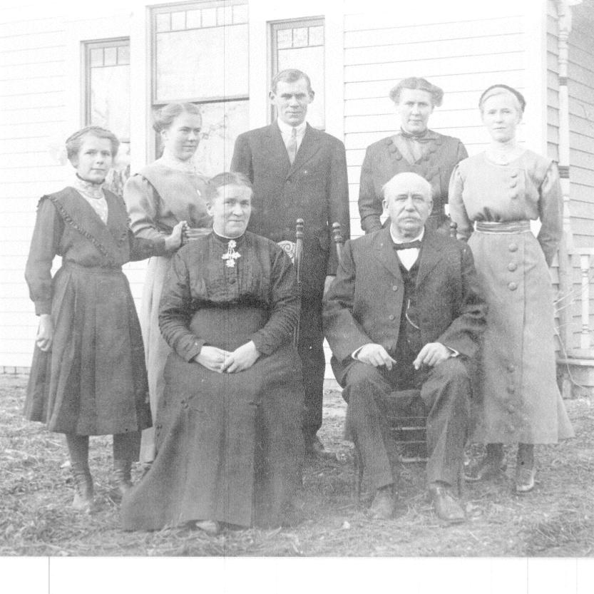 Klinker family 1915