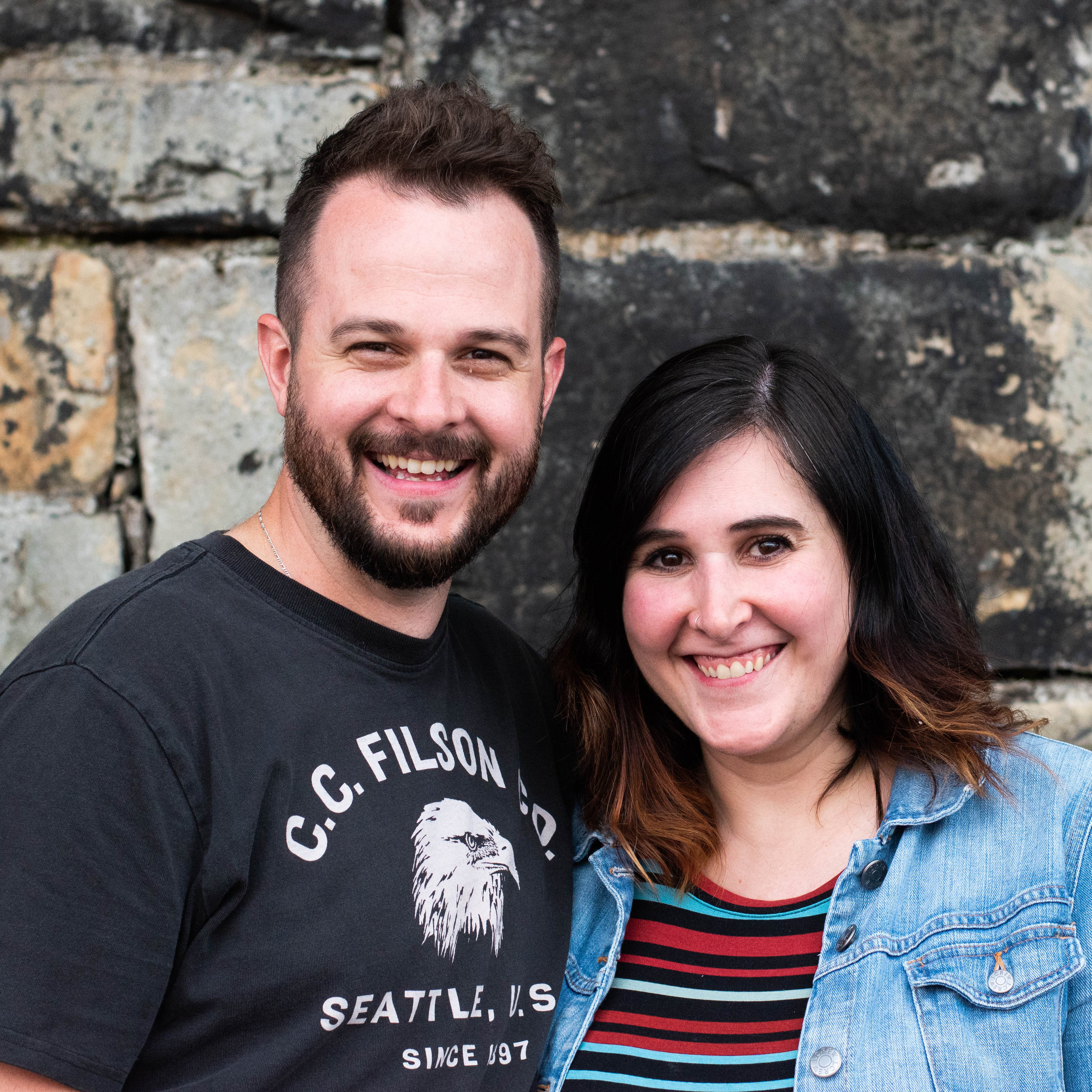 South Side Campus Pastors, David & Natalie Schollaert   David and Natalie have been living in the Pittsburgh area for nearly ten years since relocating from Baltimore, MD. David was raised on the mission field in Belo Horizonte, Brazil while Natalie grew up in Bel Air, MD. They have served for multiple years and in various capacities within the local church, and have a passion to see lives transformed as they encounter the love of Jesus. They love good food, a great cup of espresso, and time well spent with good company. FUN fact - Both David and Natalie were born in the same hospital in Springfield, MA and delivered by the same doctor but never met until David spotted his bride-to-be while attending college in Baltimore, MD.