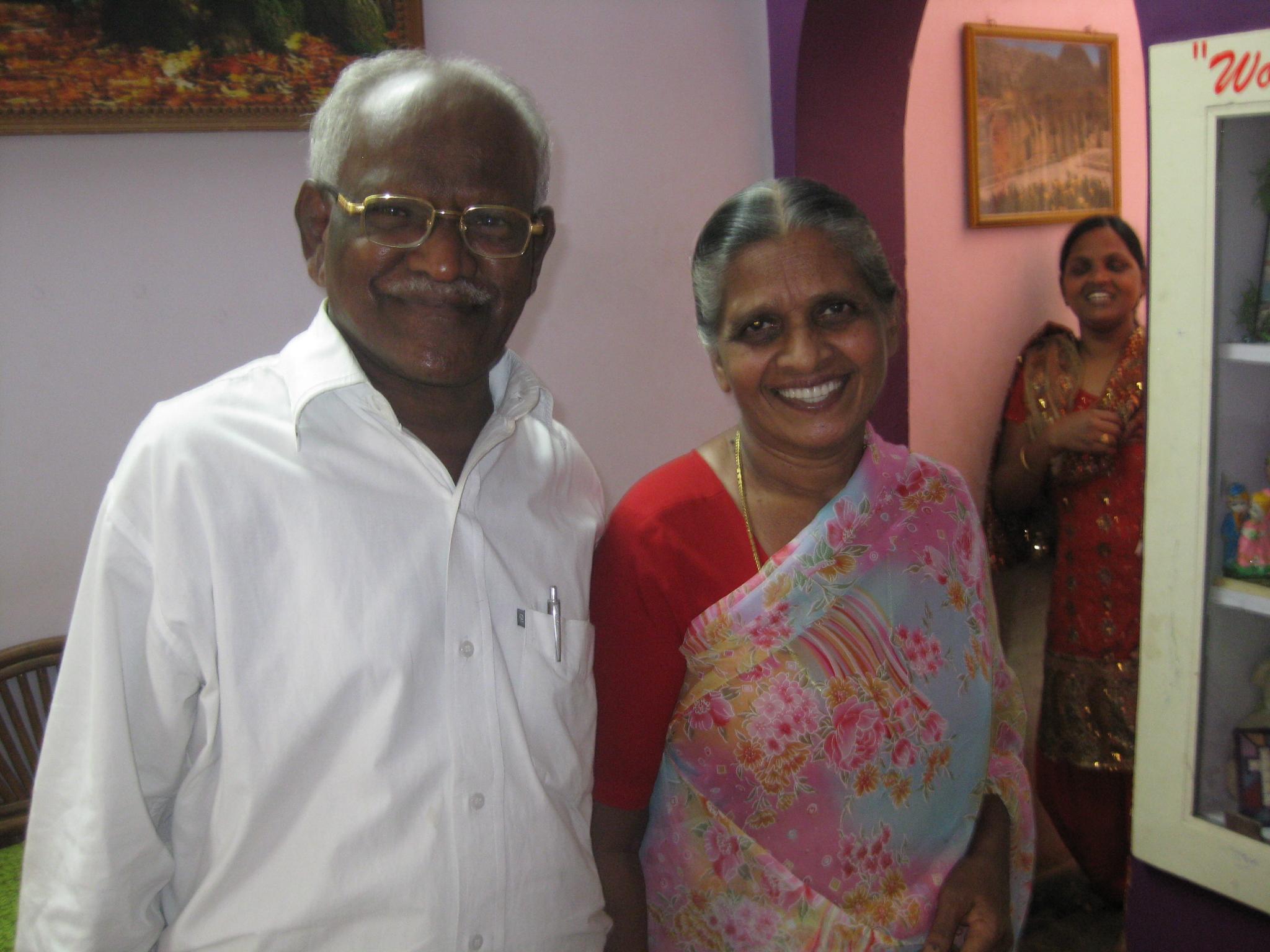 Dr Buraga and Mariamma_S.India.JPG