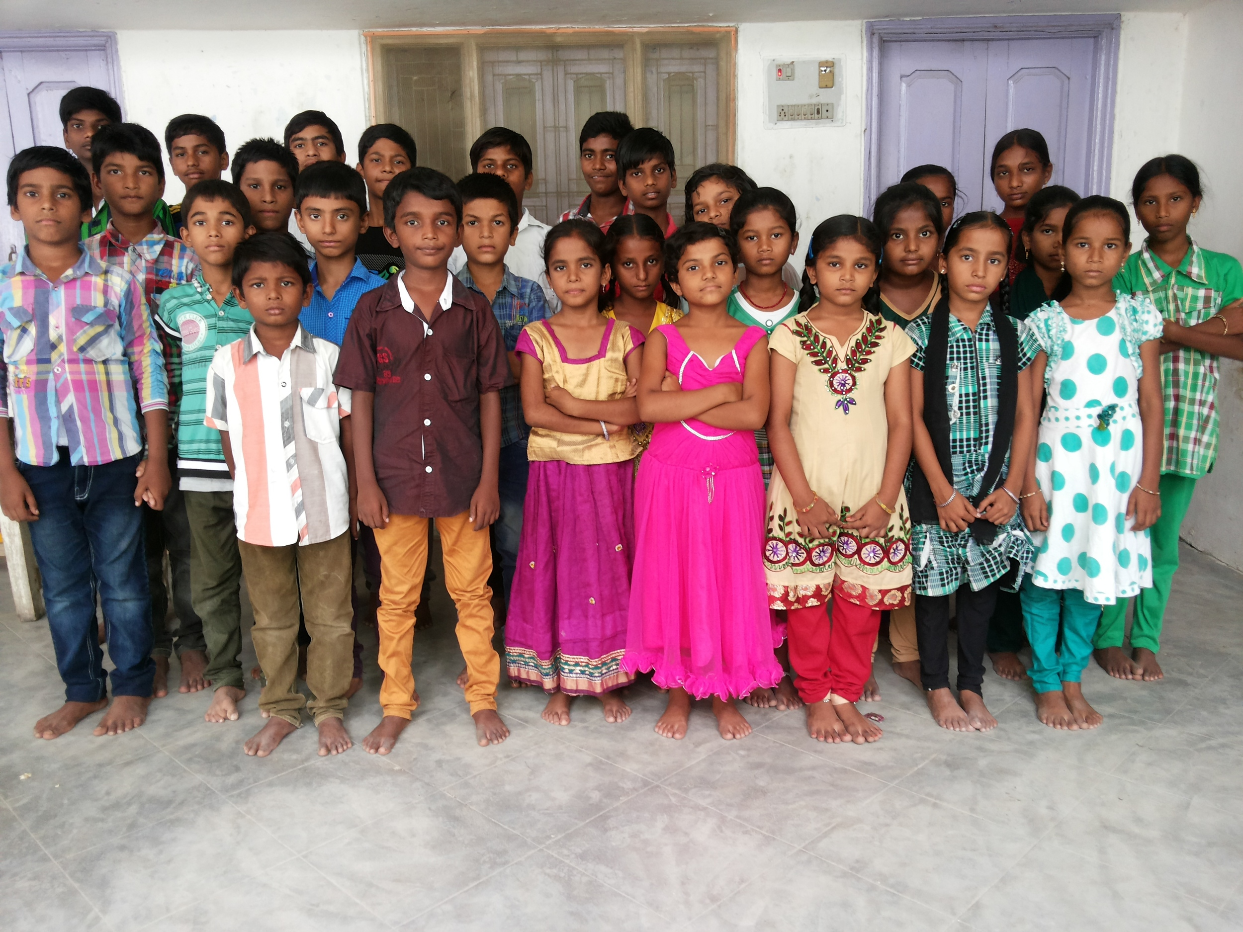 2014: The home is growing and God is blessing these children with a safe place to live and be cared for.