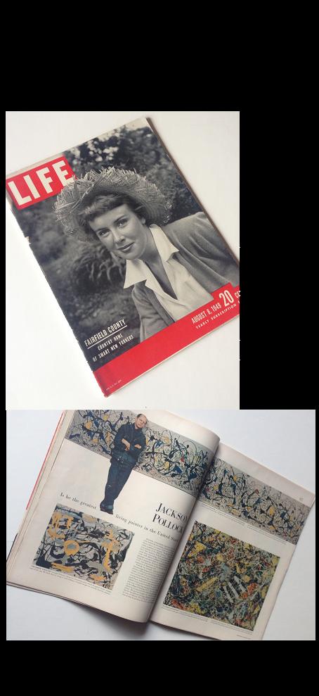 LIFE Magazine , 1949.