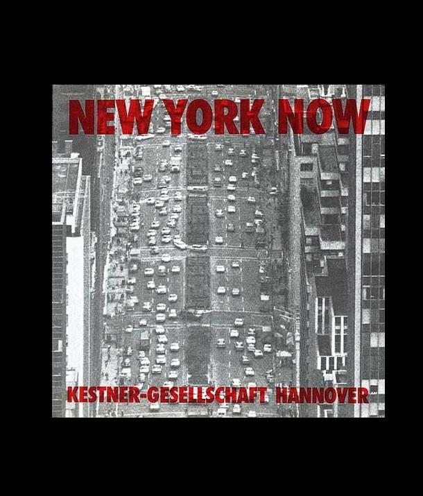 """NEW YORK NOW"",  1982, exhibit catalogue Kestner-Gesellschaft Hannover. Basquiat, McCollum and Schnabel."