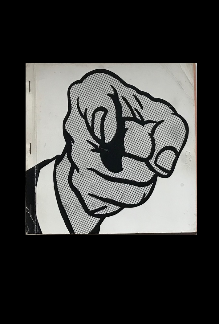"""AMERICAN POP ART"",  1964, Group Exhibition Catalogue, Moderna Museet Stockholm,"