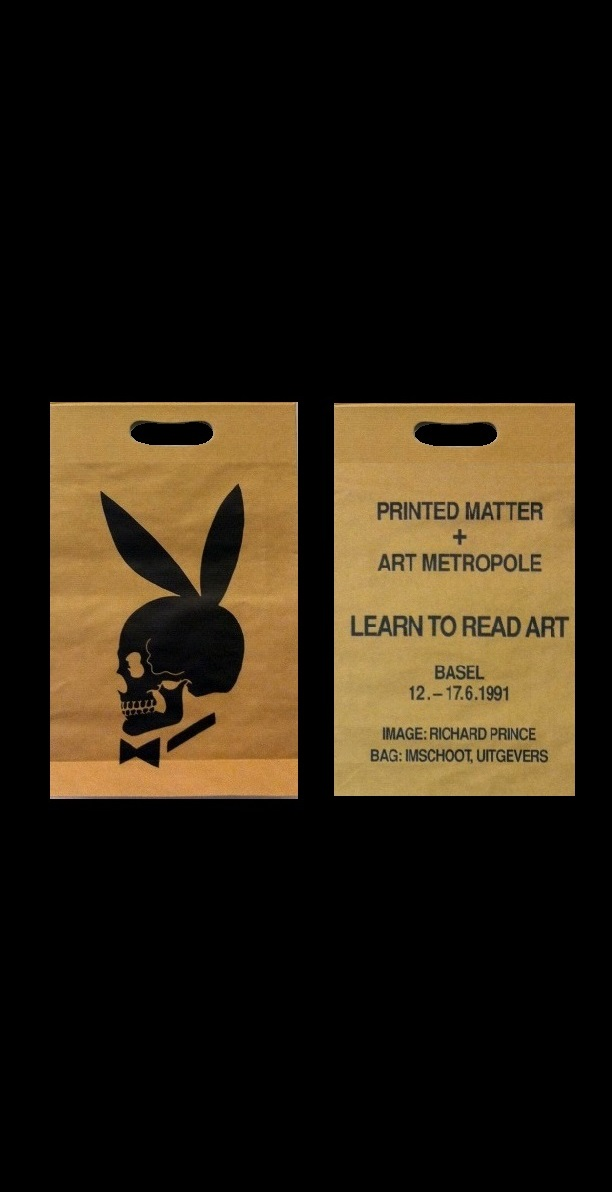 """Learn To Read Art"",  1991, Art Metropole Basel, Not Signed (as issued)."