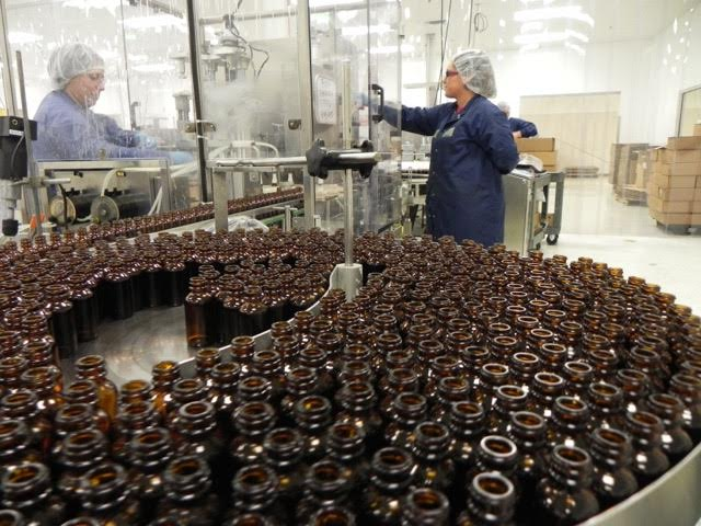 Bottling and Quality Control at VW