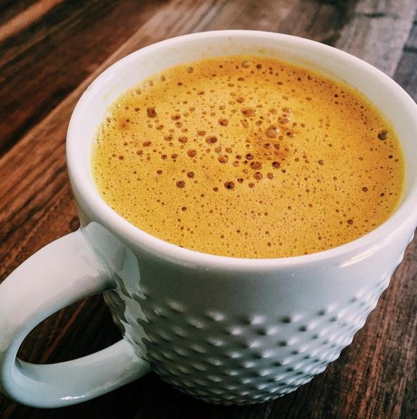Brenden's coffee on Sunday morning