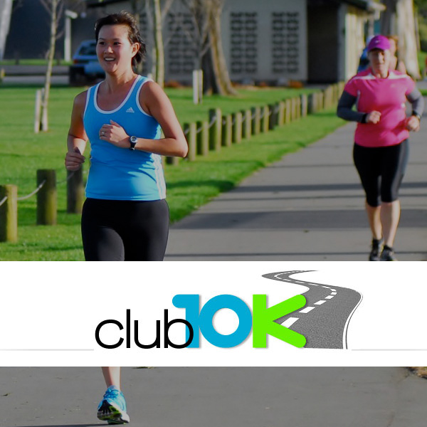 An 8 week programme with a 10km goal   Learn More >