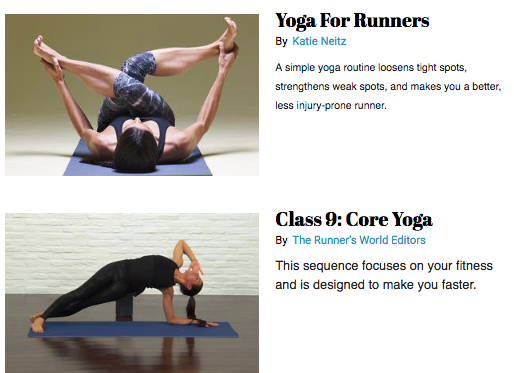 Click on the image above to be taken to the yoga centre