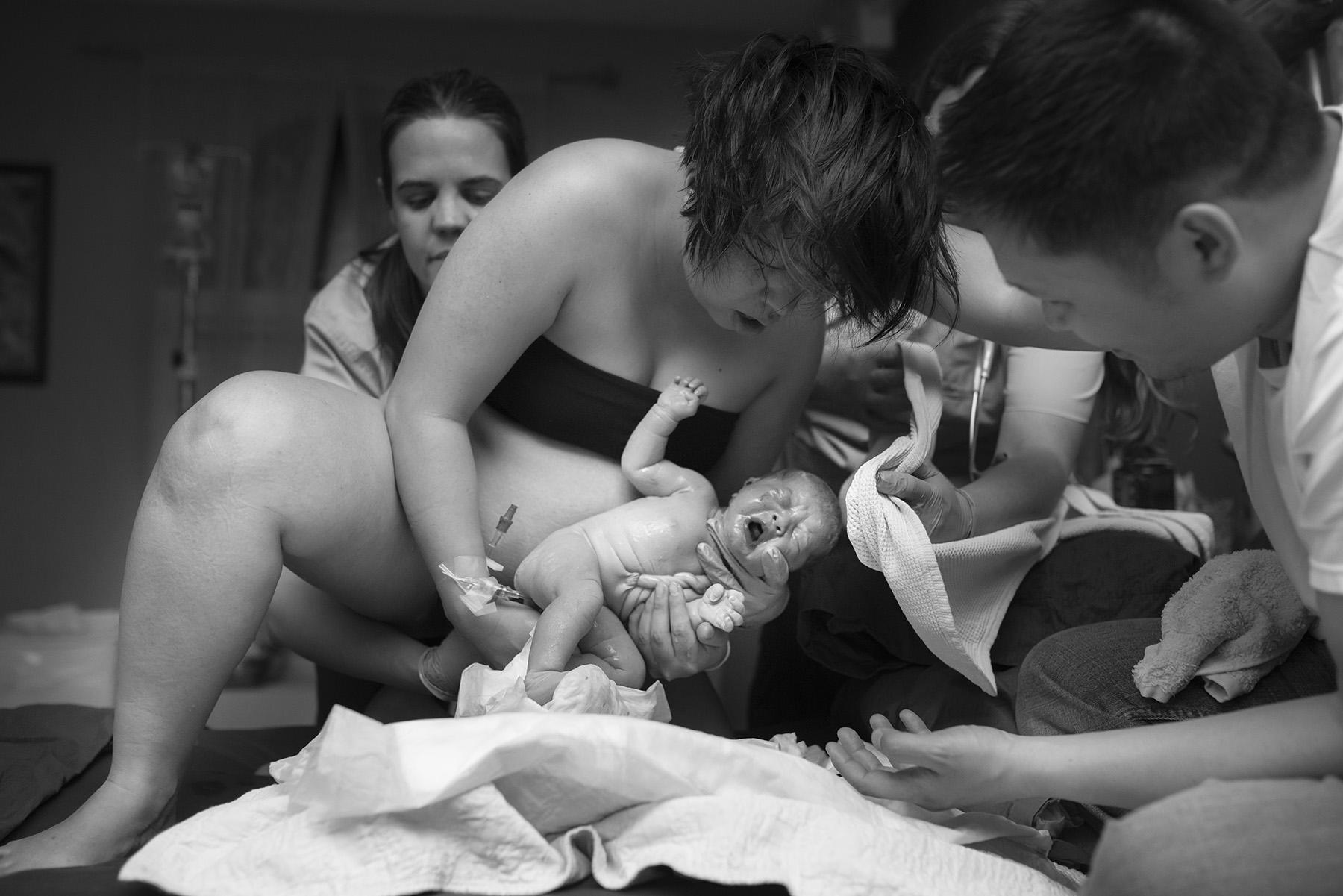 Denver Birth Photographer