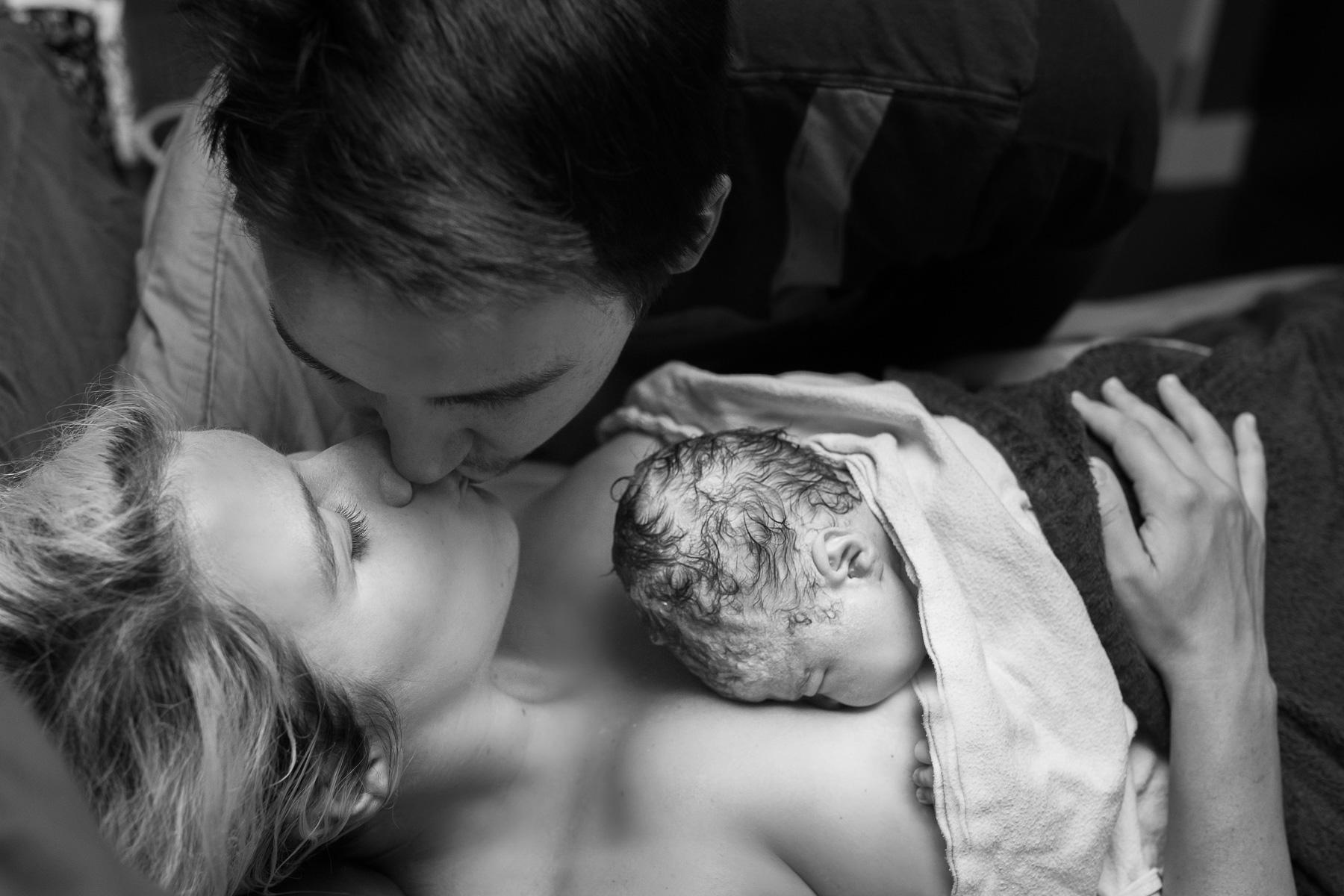 Denver Birth Photographer Mountain Midwifery Center