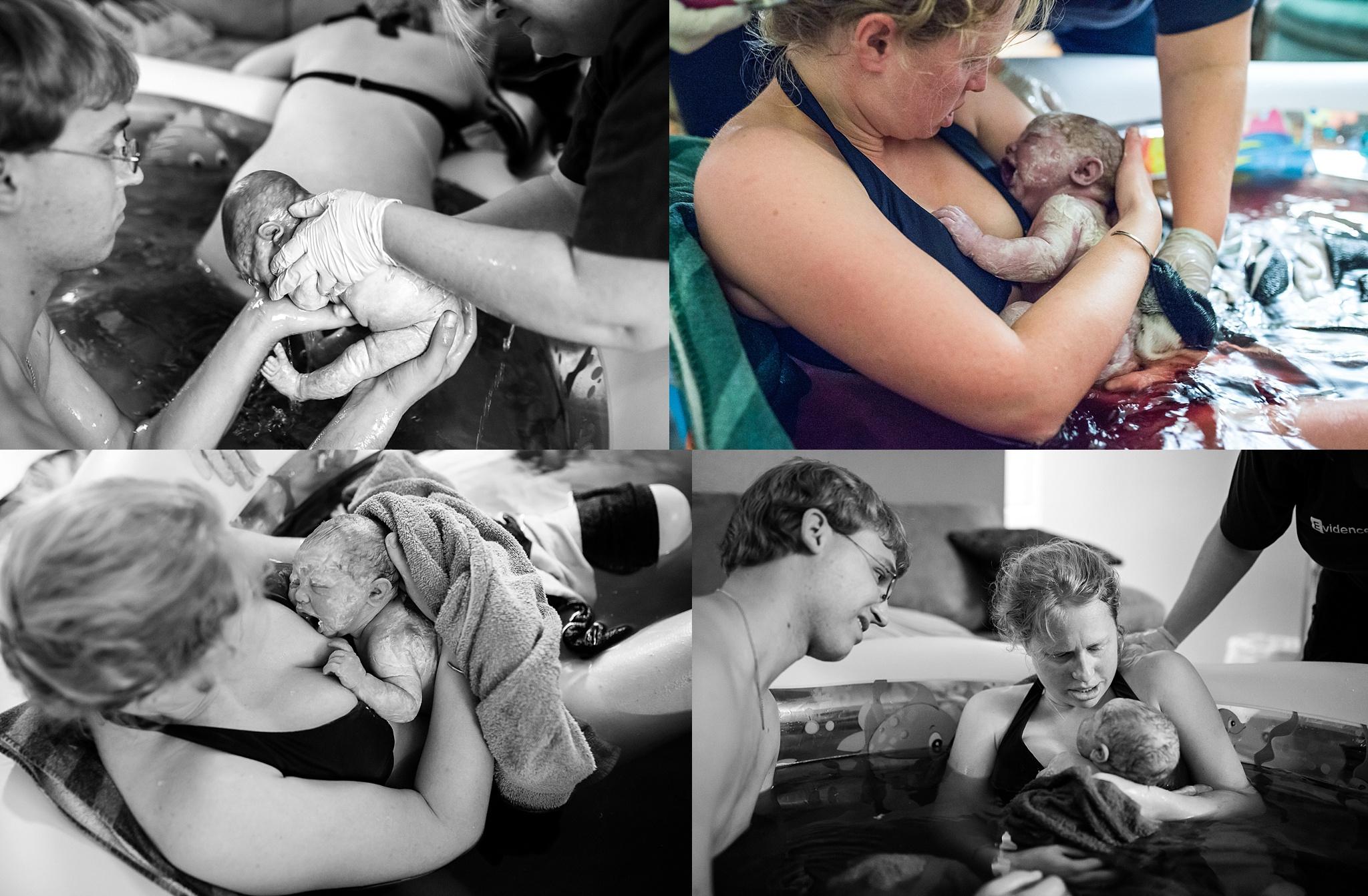 Birth-photographer-denver-dad-catches-baby
