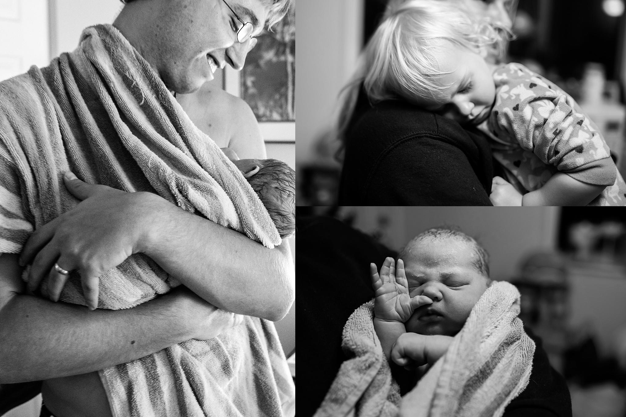 denver-birth-photography-dad-skin-to-skin