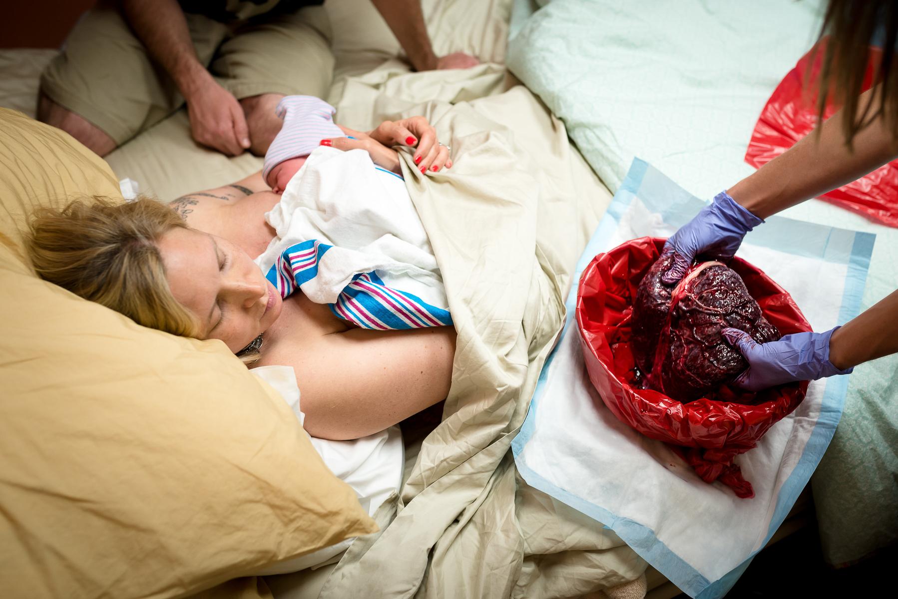 examining-placenta-birth-photography