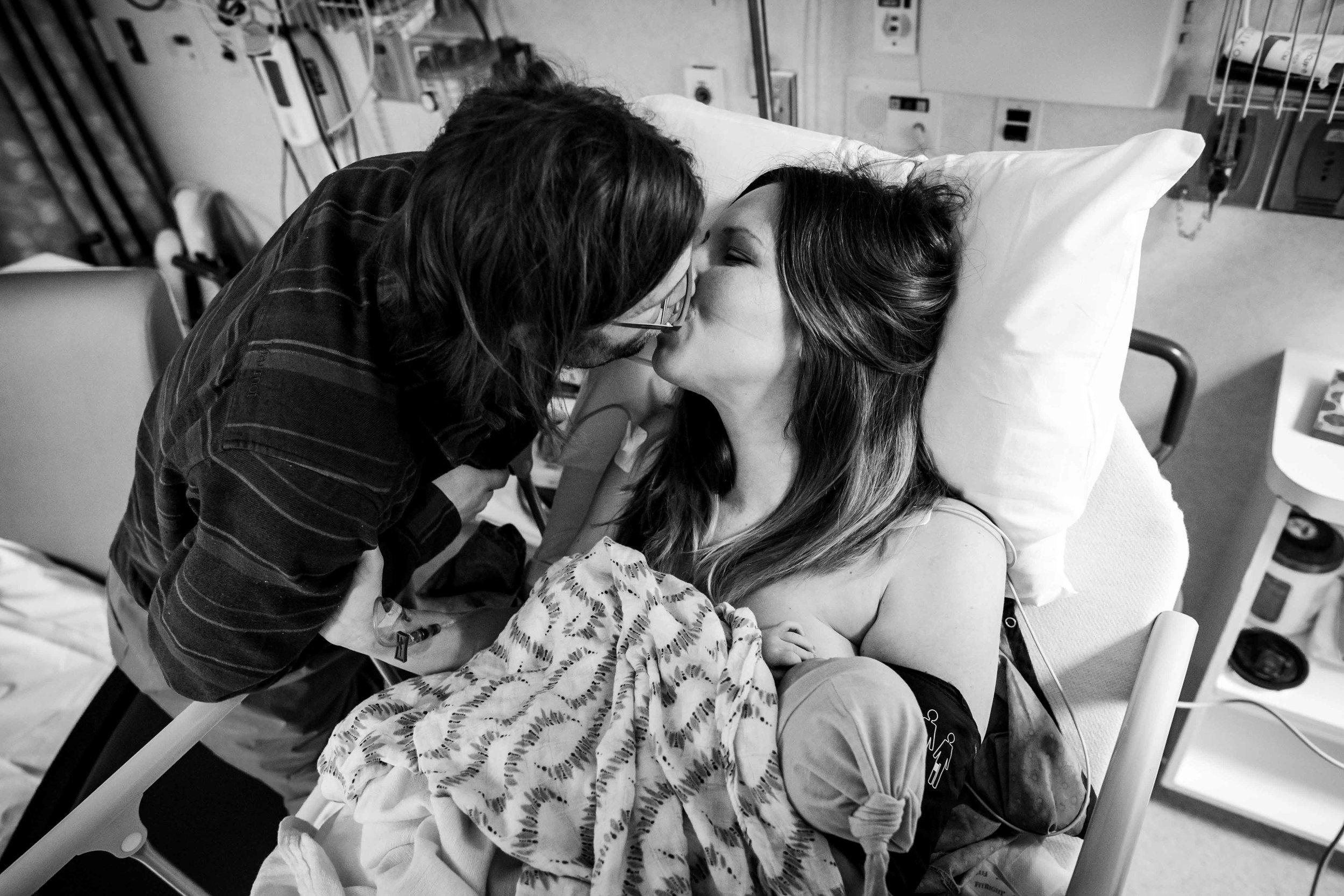 Family Love after Birth, Denver Colorado