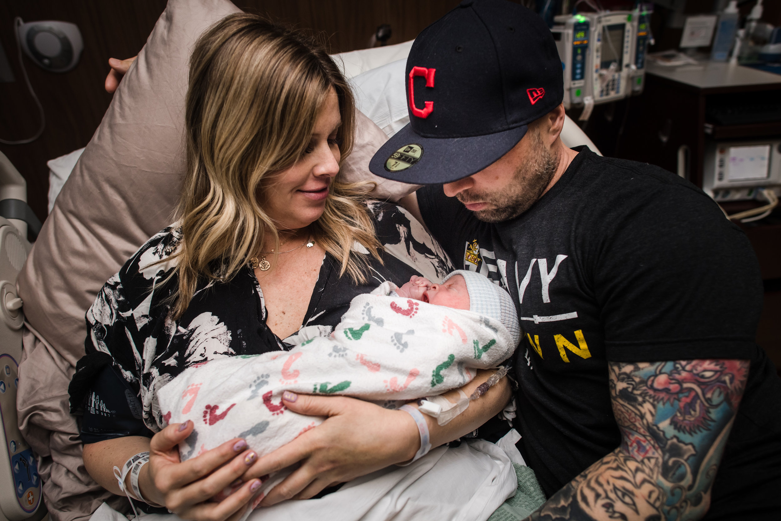 New family in Denver Colorado-Monet Nicole Birth Photography