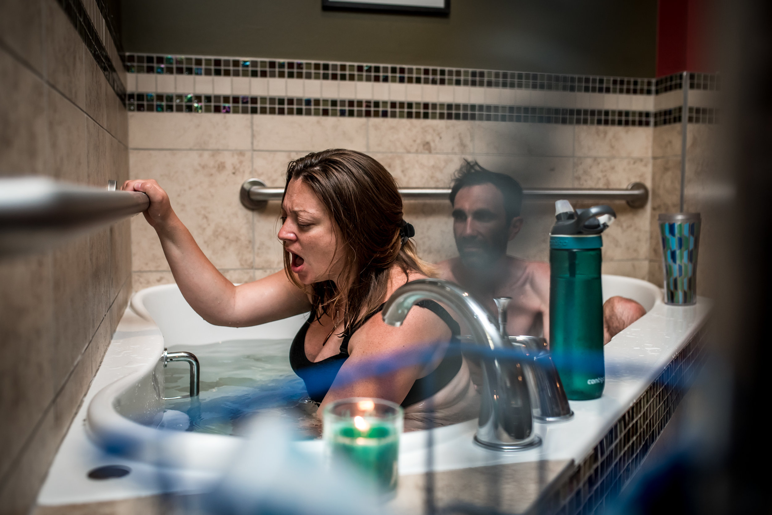 Labor at Denver Birth Center-Monet Nicole Birth Photography