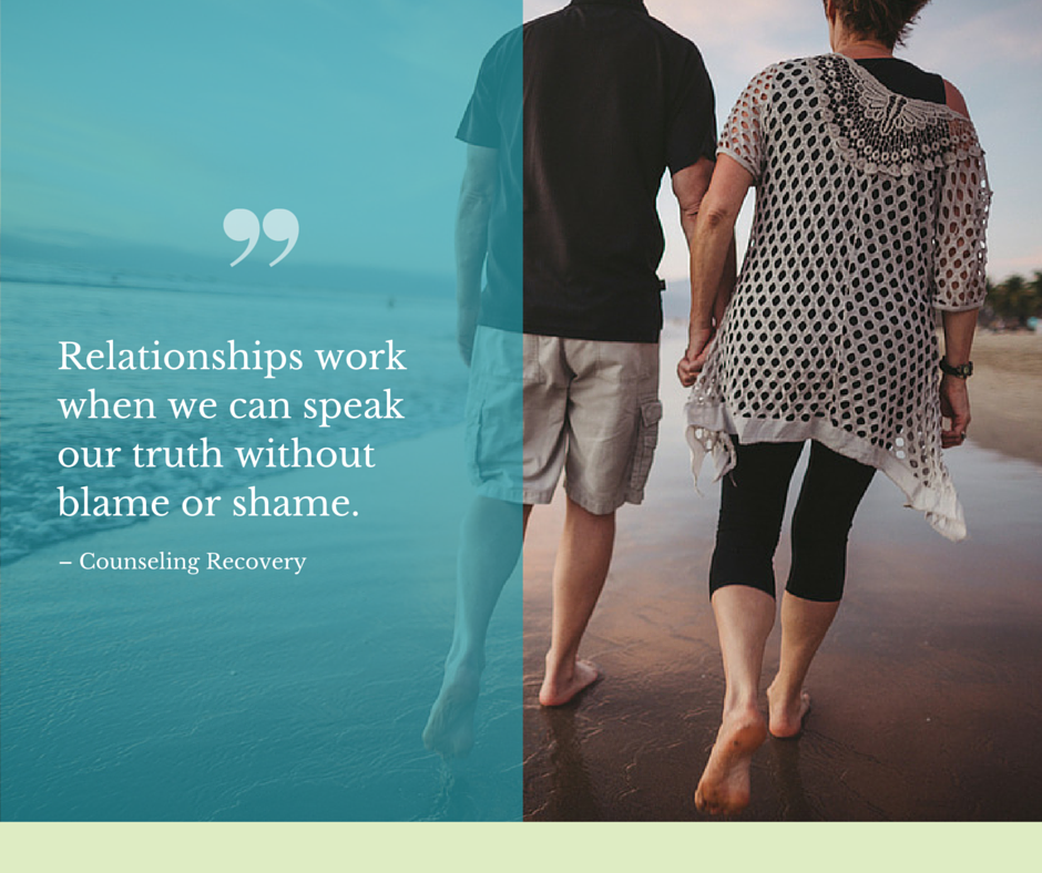 Counseling for relationships