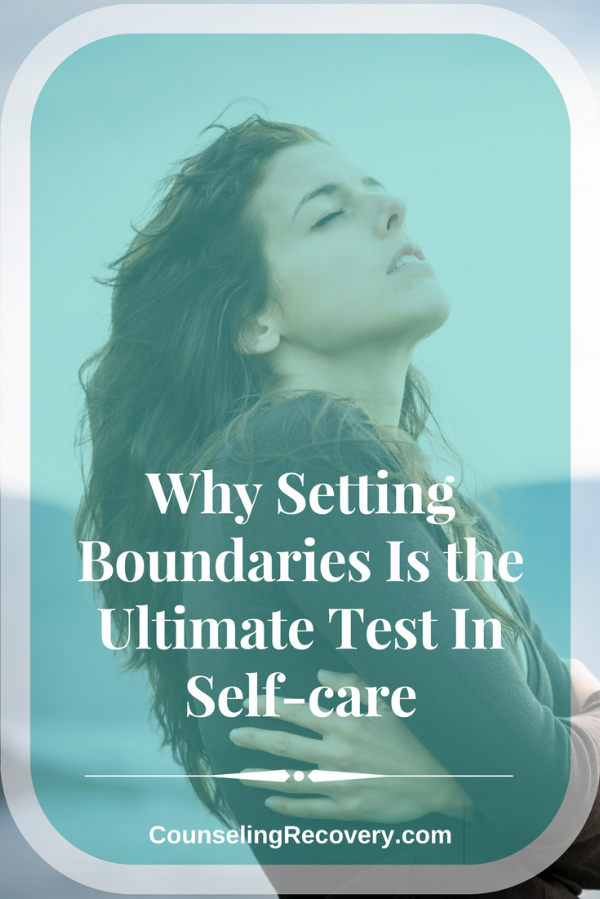 How to set healthy boundaries in relationships