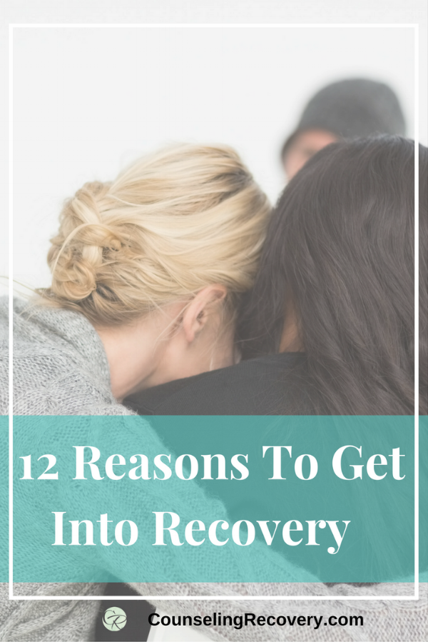 12 reasons to start 12 step recovery