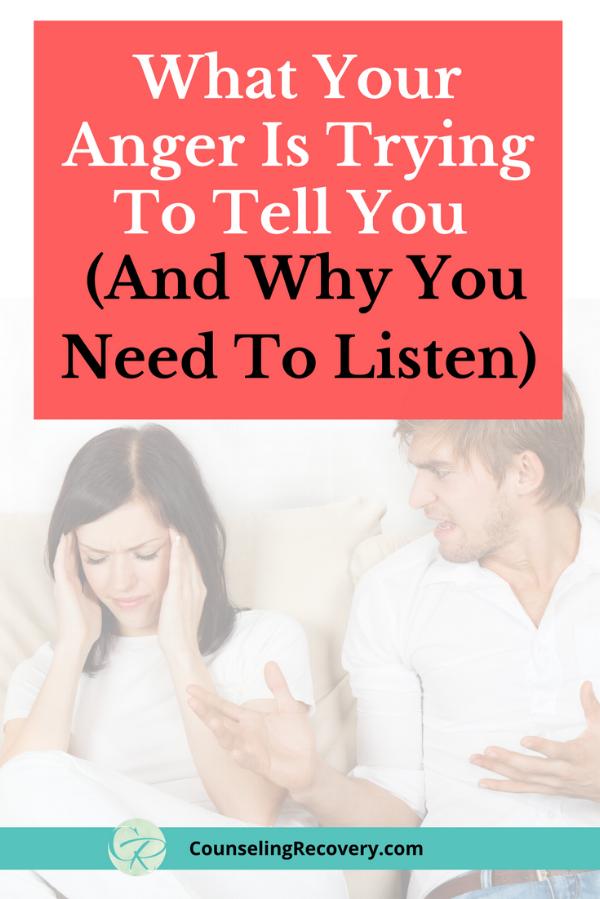 Anger management tips and blog