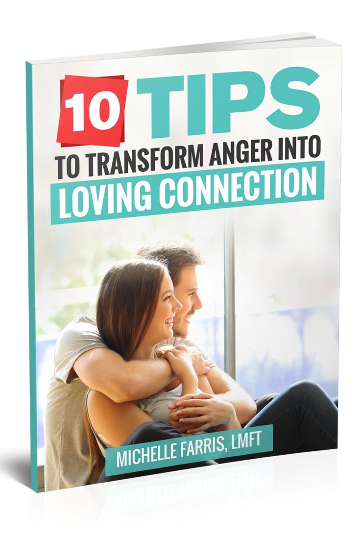 Transforming Anger Tips