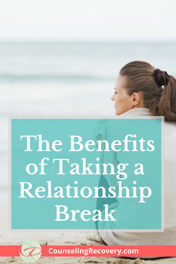 How to take a healthy relationship break