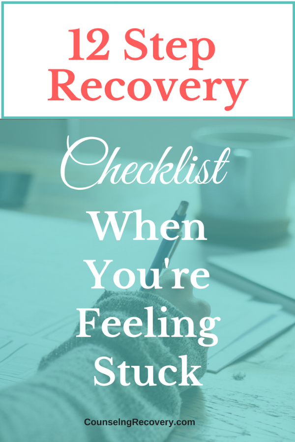 12 Step Recovery Blog