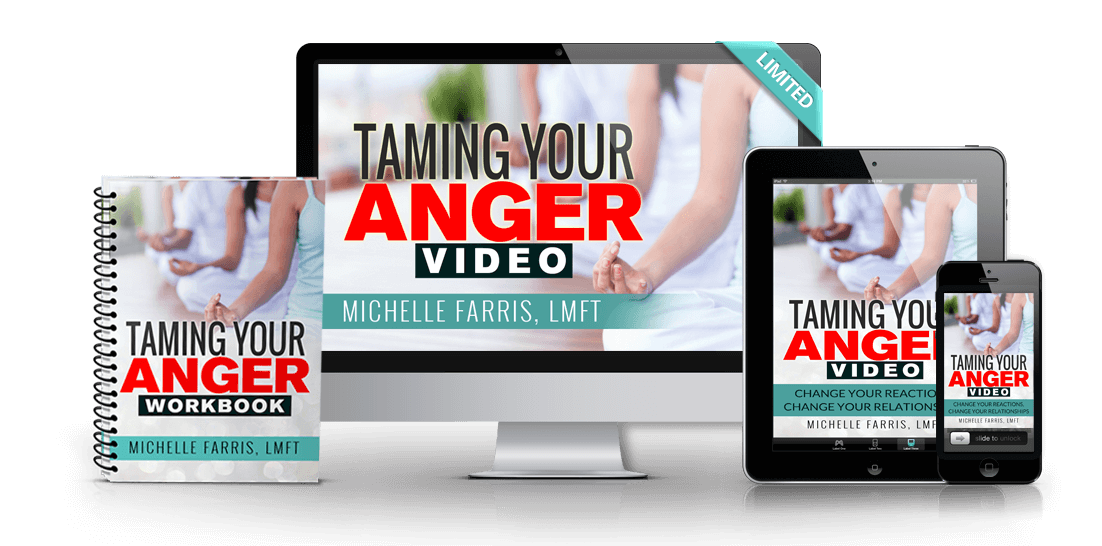 Taming your anger course pack - Michelle Farris - Counseling Recovery.png
