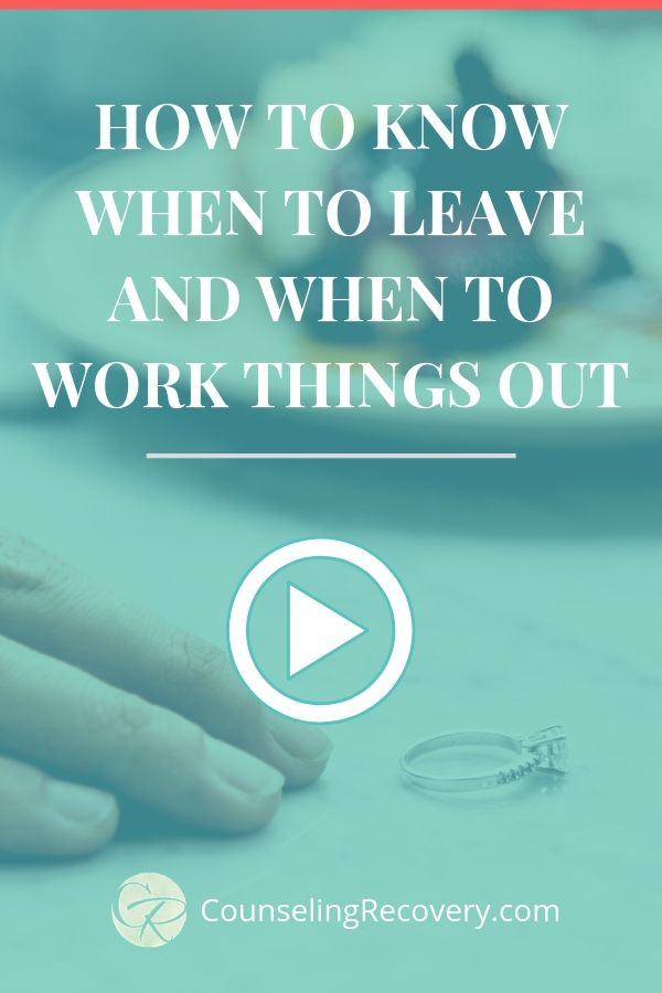 Video blog on knowing when to leave a relationship.jpg