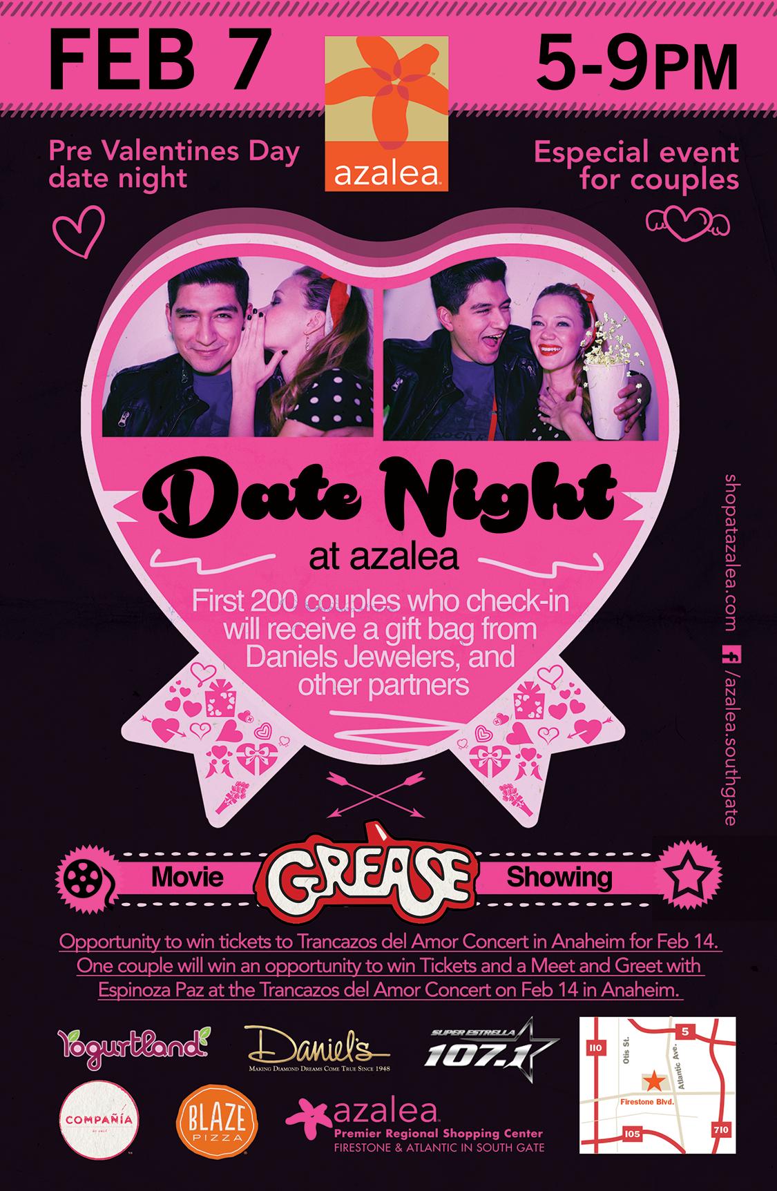 Date Night at azalea