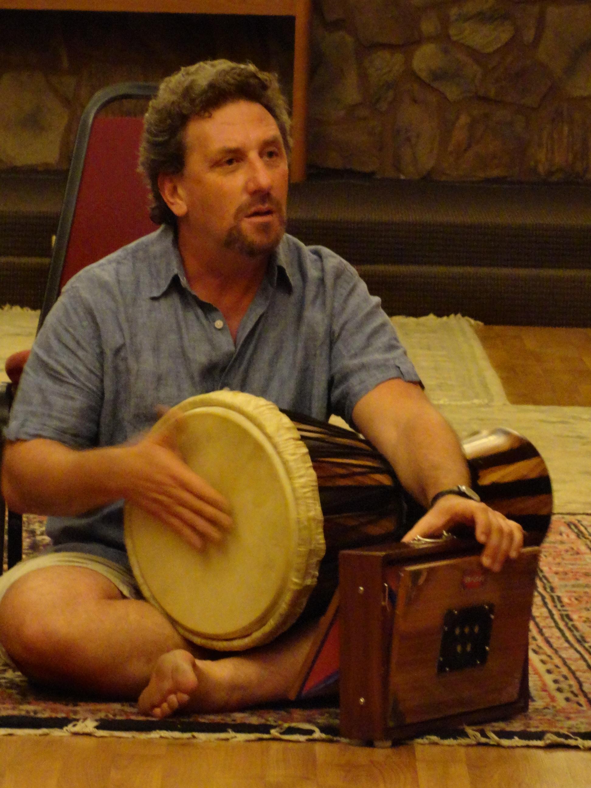 Marcelo Mansour    Vibrational Healer & Tai Chi Master